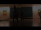 Алиса Доценко и Алексей Карпенко в Leto Dance Camp
