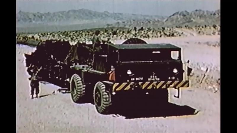 280-мм гаубица М65, ядерный заряд 15 кТ (1953)