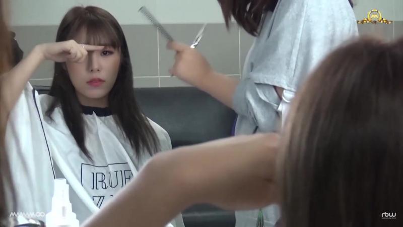 [VIDEO][MMMTV2] EP6 데칼코마니 MV 비하인드 1