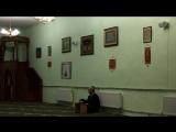4)Джаназа (О Шаhидах), Намаз внутри Кябы - шейх Рустам Гафури (04.12.2016 г. Харьков)