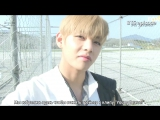 [FSG FOX] BTS Episode – Young Forever MV Shooting |рус.саб|