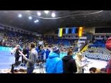 Палац спорту матч з футзалу Украна-спаня 28.01.2017