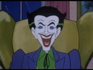 Новые Приключения Бэтмена 1 Серия из 16 / The New Adventures of Batman Episode 1 (1977) The Pest