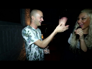 ESTRADA TV: LOULOU PLAYERS & OLYA MILAXA