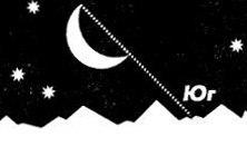 Ориентирование по ночной Луне