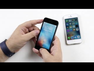 Apple выпустила iOS 10! Смотрим на iPhone 5, 5S и 6S Plus (online-video-cutter.com)
