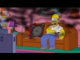 Один дома (версия от Гомера Симпсона)