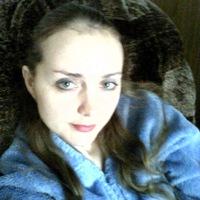 Анкета Дарья Афанасьева