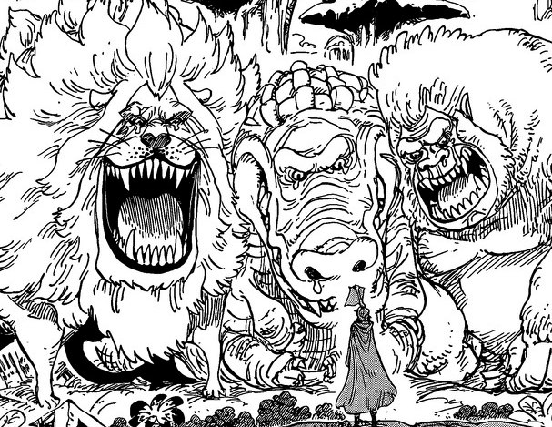 Ван пис манга 831, One Piece manga 831, Манга ван пис 831 онлайн, ван пис манга 831, манга ван пис, 831 ван пис манга