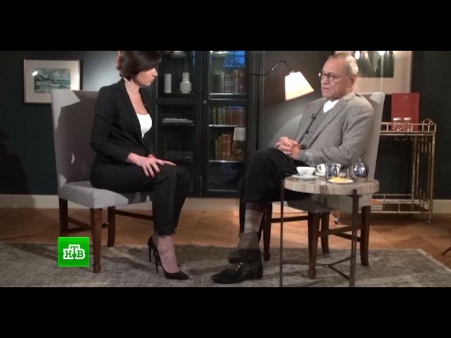 «Путин — западный человек и либерал» Андрей Кончаловский в интервью НТВ