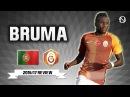 BRUMA - Crazy Speed, Skills, Goals Assists - 2017 (HD)