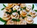ТВОРОЖНЫЕ РОЗОЧКИ Вкусное Домашнее Печенье к Чаю Рецепт