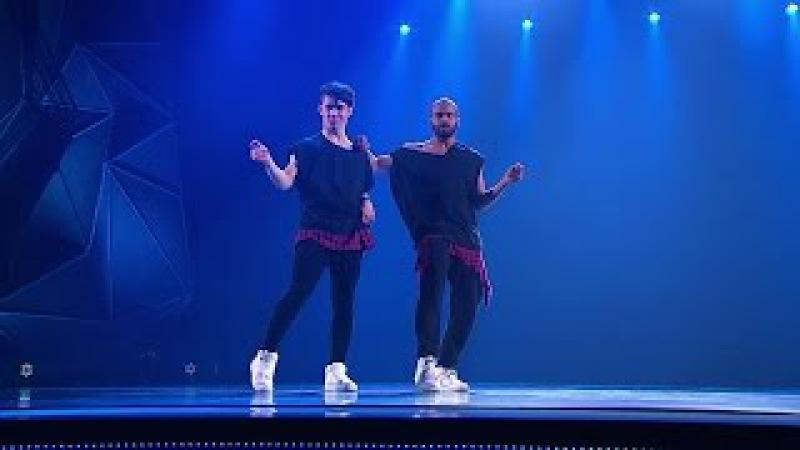 Танцы на ТНТ Мигель и Даян Ахмедгалиев