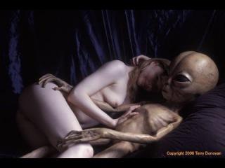 Сексконтакты с пришельцами