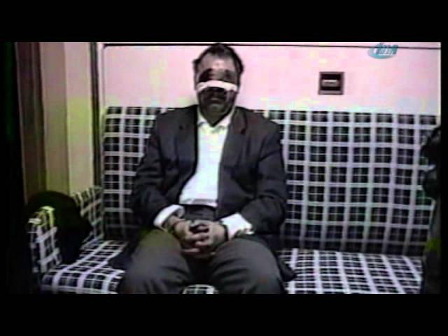 Abdullah Öcalan Yakalanma anı PKК