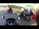 [Покатушки 2] Honda CBR919RR,Honda CBR600F4,Kawasaki ZZR600, Suzuki GSX600F,Yamaha YZF600R