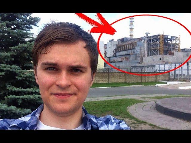 Зомби Чез в Чернобыле Припять A Walk in Chernobyl and Pripyat