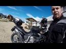 Honda Transalp 700, 1335 км за 13 часов