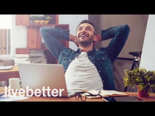 Upbeat Instrumental Work Music | Background Happy Energetic Relaxing Music for Working Fast Focus » Freewka.com - Смотреть онлайн в хорощем качестве
