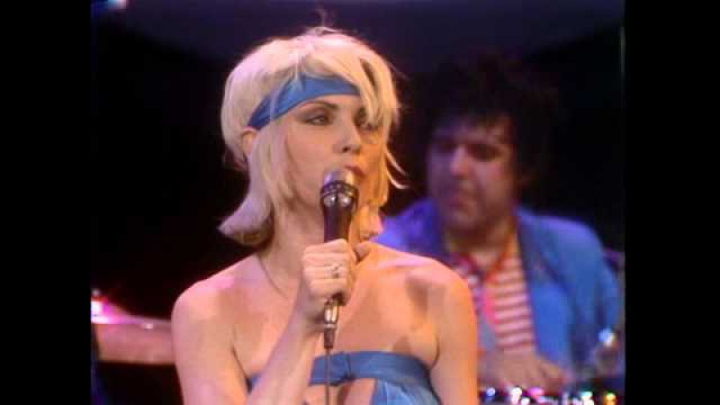 Blondie Heart Of Glass USA 1976