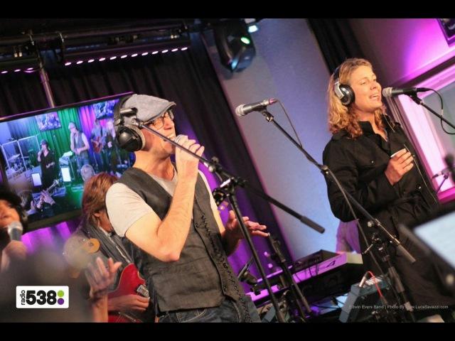 Edwin Evers Band - Earth, Wind Fire medley | Live bij Evers Staat Op