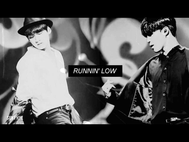 ⌈jikook; RUNNIN LOW⌋ ✗ HBD KATTY!! » speed edit