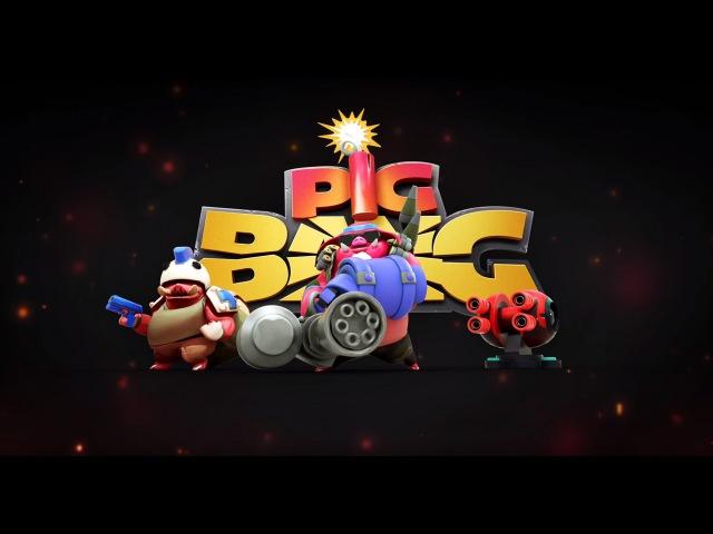 [Обновление] Pig Bang: Slice Dice - Геймплей | Трейлер