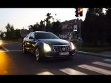 Cadillac CTS  На удивление лучше чем думал....