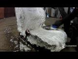 Процесс правильной химчистки салона автомобиля audi a3