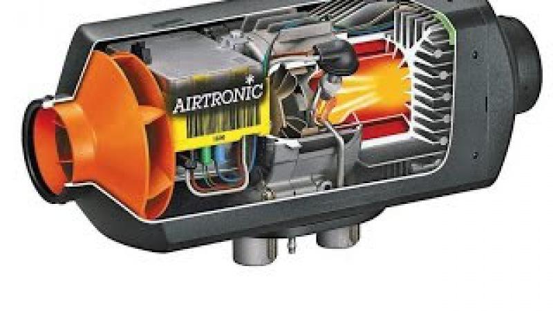 АВТОНОМНЫЕ ОТОПИТЕЛИ EBERSPACHER D1LC Airtronic D2 WEBASTO Air Top 2000 ПЛАНАР
