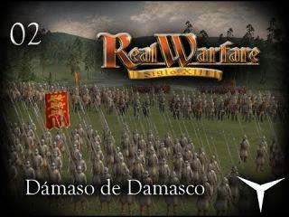 02.Batalla de Falkirk. Primera parte (Real Warfare Siglo XIII) Gameplay Español