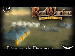 03.Batalla de Neva. Primera parte (Real Warfare 1242) Gameplay Español