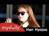 한효주·박하선·이지아(Han Hyo joo-Park Ha sun-Lee Ji ah), 여배우들도 MAMA위해 홍콩행 다녀올게요~ [MD&#