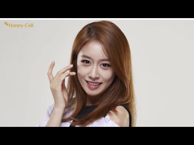 티아라(T-ARA)의 지연(JI YEON)과 함께하는 아르보떼 허니셀 메이킹 영상!