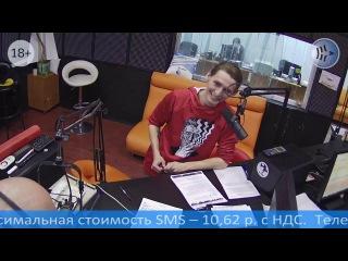 Саша Старков (претендент №2 на пост соведущего