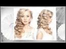 Прически на средние и длинные волосы Вечерние и на выпускной Классная коллекция!