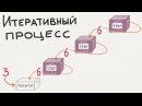 Итеративный процесс Введение в программирование урок 9 JavaScript ES6