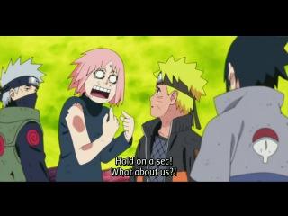 Sakura Haruno Funny Moments - Hilariously Funny Naruto Shippuden Moments  春野 サクラ