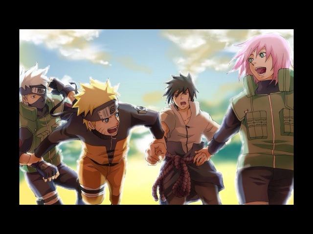 Naruto「AMV」- Happy End