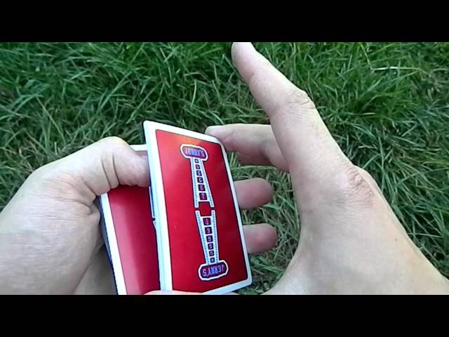 Cardistry Card Flourish Tutorial Карточный флориш Обучение ОБУЧЕНИЕ ФОКУСАМ
