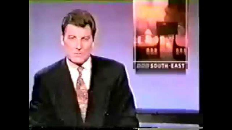 Старый телевизионный репортаж о Блэк Метале (оригинал) Black Metal - TV Reportage (English)