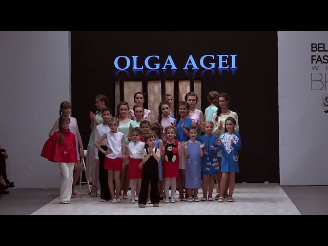 OLGA AGEI / Kids´ Fashion Days Belarus Fashion Week F/W 2016-2017