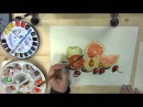 ** L'Atelier de Louise ** Demonstration Aquarelle Nature Morte / Watercolor Still Life