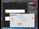 Photoshop | как создать шапку для youtube канала