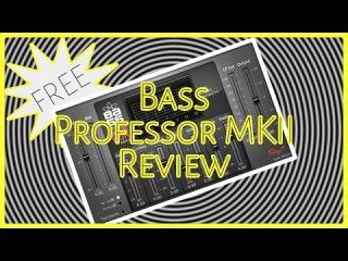 FREE Plugin - Stige Bass Professor mkii VST/JSFX