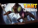 Черепашки-Ниндзя Легенды. Прохождение CHAPTER 2 HARD TMNT Legends IOS Gameplay 2016
