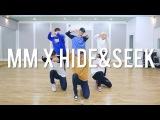 Mystic Messenger ( 수상한 메신저 )   ASTRO - HIDE&SEEK [ Kpop Magic Dance ]