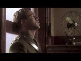 Nicholas McGrade (Damian Lewis) and Lizzie (Sophia Myles), Colditz — Behind Blue Eyes