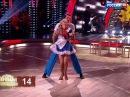 Просмотр видео танцы со звездами дмитрий миллер
