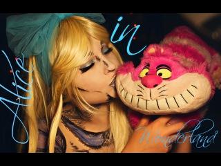 | Alice in Wonderland | Makeup Tutorial | Алиса в Зазеркалье | Алиса в Стране Чудес